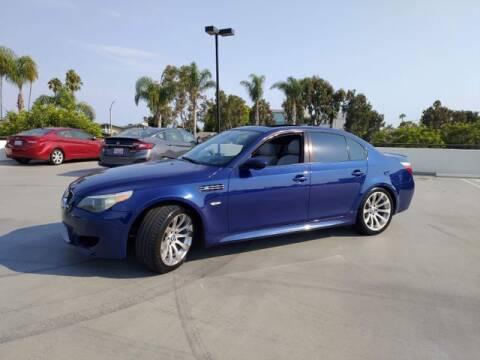 2006 BMW M5 for sale at DNZ Auto Sales in Costa Mesa CA