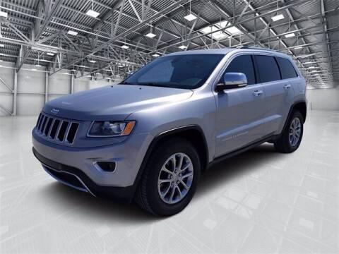 2015 Jeep Grand Cherokee for sale at Camelback Volkswagen Subaru in Phoenix AZ