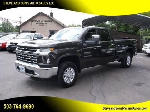 2020 Chevrolet Silverado 3500HD for sale at Steve & Sons Auto Sales in Happy Valley OR