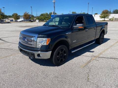 2014 Ford F-150 for sale at TKP Auto Sales in Eastlake OH