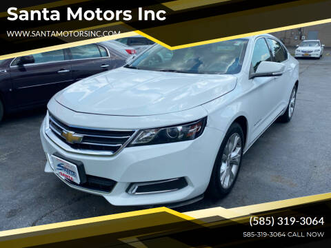 2014 Chevrolet Impala for sale at Santa Motors Inc in Rochester NY
