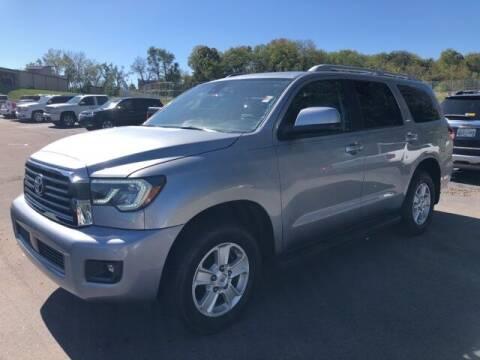 2019 Toyota Sequoia for sale at CON ALVARO ¡TODOS CALIFICAN!™ in Columbia TN
