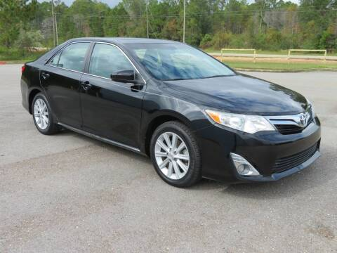 2014 Toyota Camry for sale at Access Motors Co in Mobile AL