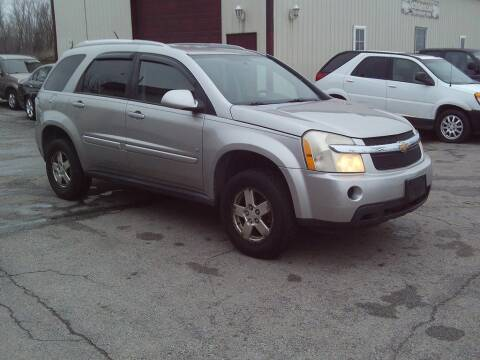 2008 Chevrolet Equinox for sale at Settle Auto Sales TAYLOR ST. in Fort Wayne IN