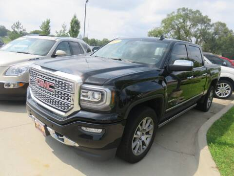 2017 GMC Sierra 1500 for sale at Azteca Auto Sales LLC in Des Moines IA