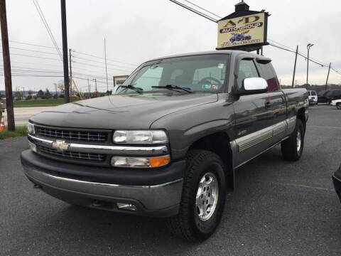 2000 Chevrolet Silverado 1500 for sale at A & D Auto Group LLC in Carlisle PA