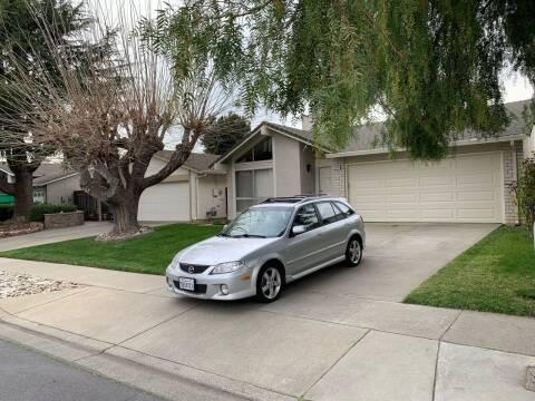2003 Mazda Protege5 for sale at Blue Eagle Motors in Fremont CA