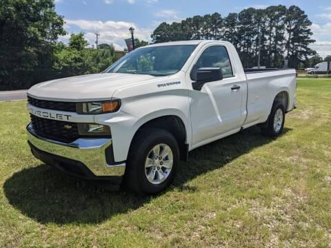 2020 Chevrolet Silverado 1500 for sale at Hal's Auto Sales in Suffolk VA
