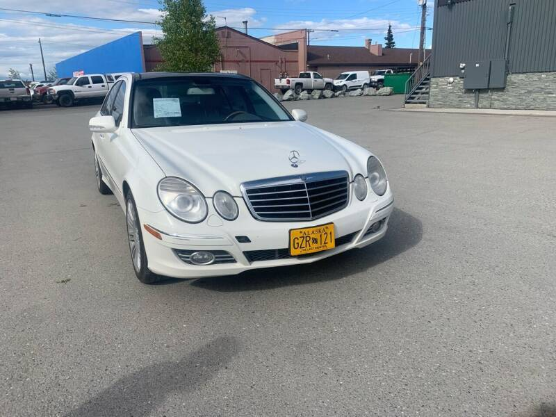 2008 Mercedes-Benz E-Class for sale at ALASKA PROFESSIONAL AUTO in Anchorage AK