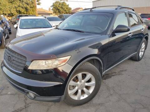 2005 Infiniti FX35 for sale at Ournextcar/Ramirez Auto Sales in Downey CA