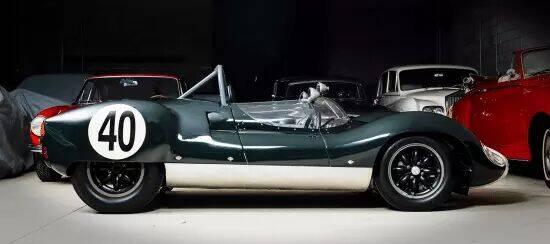 1961 Cooper Monoco Type 57 Mark III for sale at McQueen Classics in Lewes DE