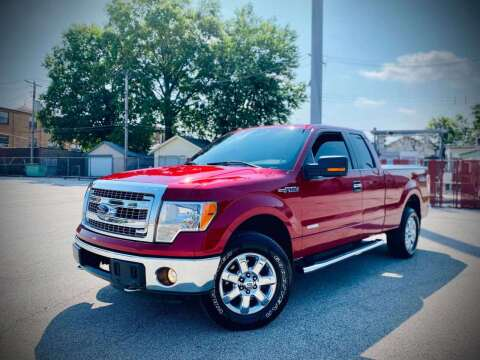 2013 Ford F-150 for sale at ARCH AUTO SALES in Saint Louis MO