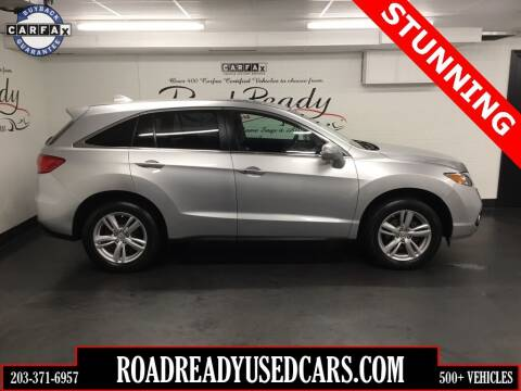 2013 Acura RDX for sale at Road Ready Used Cars in Ansonia CT