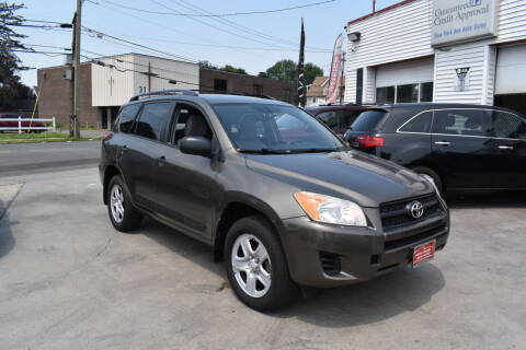 2011 Toyota RAV4 for sale at New Park Avenue Auto Inc in Hartford CT