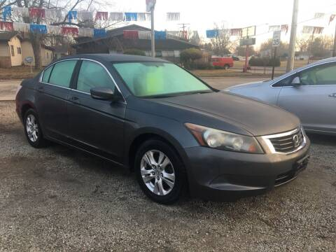 2008 Honda Accord for sale at Antique Motors in Plymouth IN