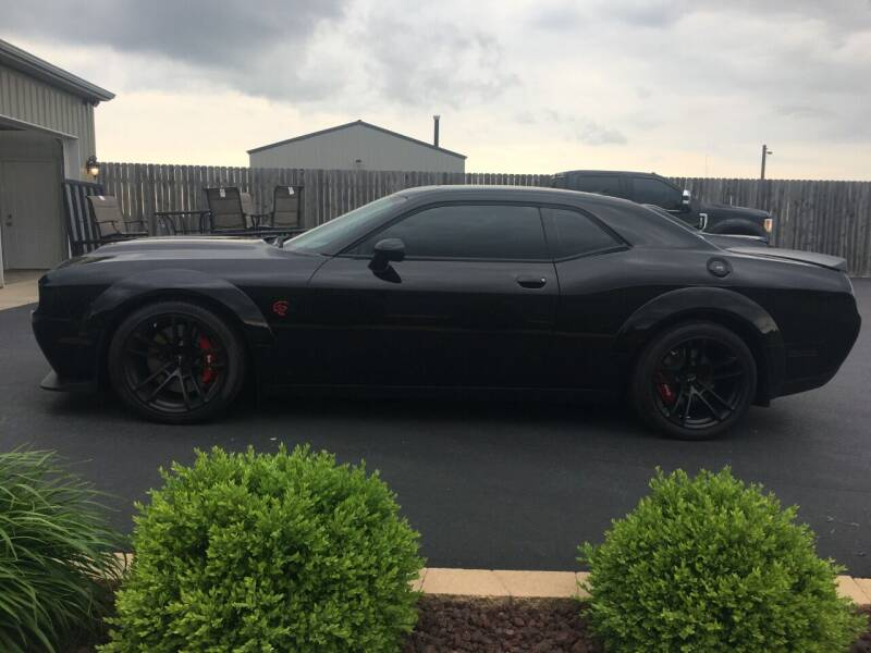 2020 Dodge Challenger for sale at Southlake Body Auto Repair & Auto Sales in Hebron IN