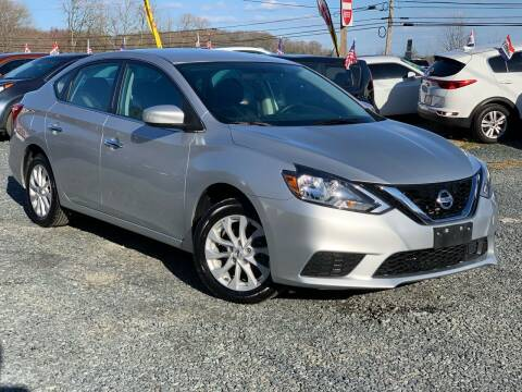 2019 Nissan Sentra for sale at A&M Auto Sales in Edgewood MD
