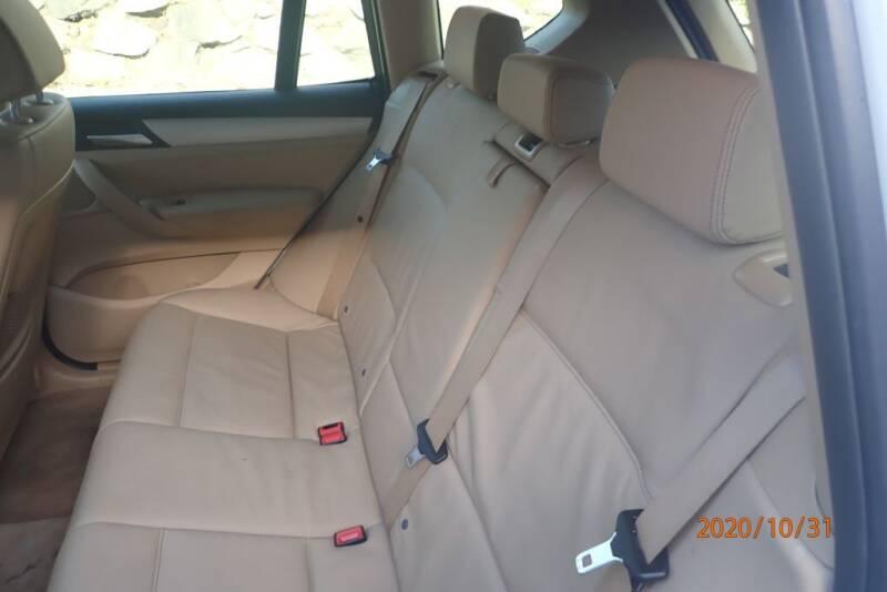 2014 BMW X3 AWD xDrive28i 4dr SUV - Seattle WA
