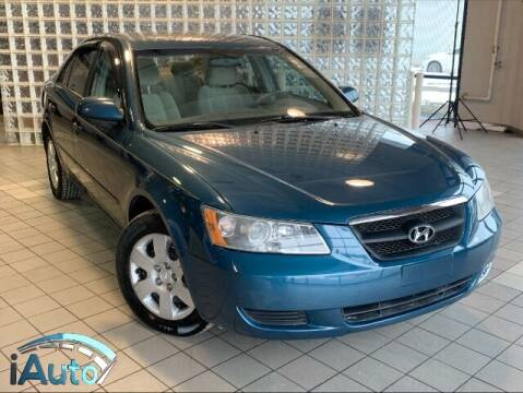 2007 Hyundai Sonata for sale at iAuto in Cincinnati OH