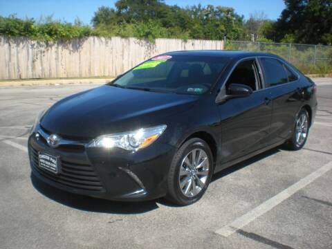 2017 Toyota Camry for sale at 611 CAR CONNECTION in Hatboro PA