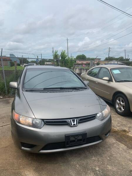 2007 Honda Civic for sale at Houston Auto Emporium in Houston TX