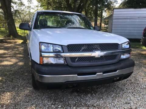 2003 Chevrolet Silverado 1500 for sale at Port City Auto Sales in Baton Rouge LA