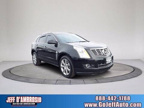 2016 Cadillac SRX for sale at Jeff D'Ambrosio Auto Group in Downingtown PA