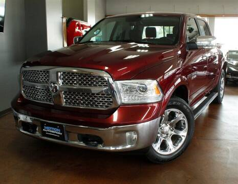 2017 RAM Ram Pickup 1500 for sale at Motion Auto Sport in North Canton OH