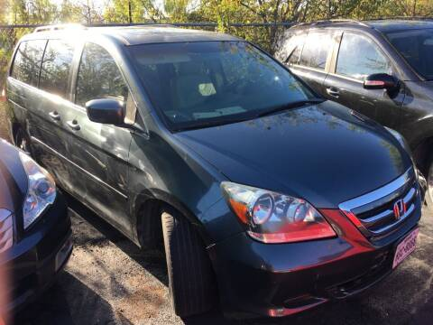2006 Honda Odyssey for sale at Carzready in San Antonio TX