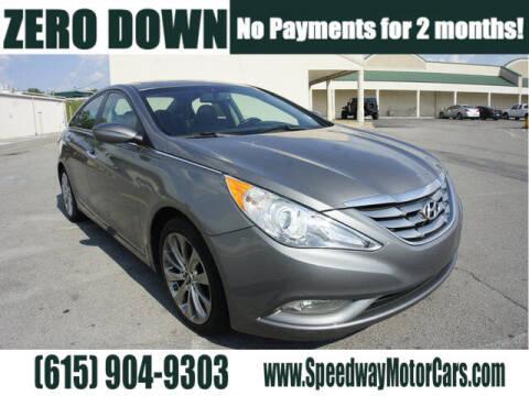 2013 Hyundai Sonata for sale at Speedway Motors in Murfreesboro TN