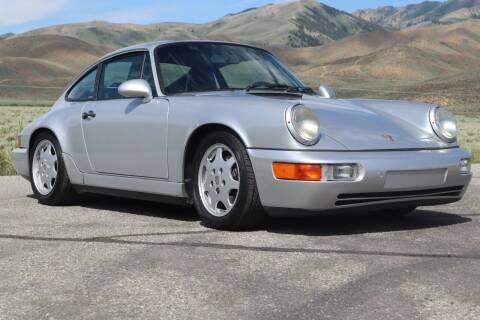 1989 Porsche 911 for sale at Sun Valley Auto Sales in Hailey ID