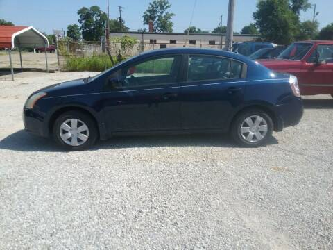 2008 Nissan Sentra for sale at MIKE'S CYCLE & AUTO - Mikes Cycle and Auto (Liberty) in Liberty IN