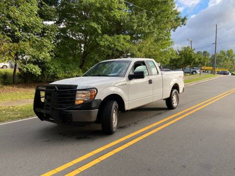2013 Ford F-150 for sale at THE AUTO FINDERS in Durham NC