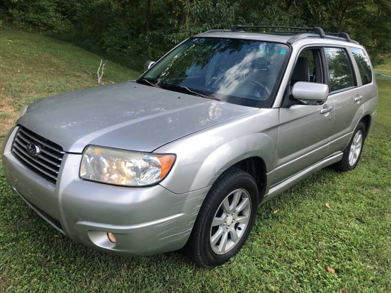 2007 Subaru Forester for sale at AUTO4N SALES LLC in Cincinnati OH