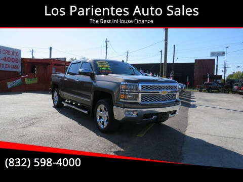 2014 Chevrolet Silverado 1500 for sale at Los Parientes Auto Sales in Houston TX