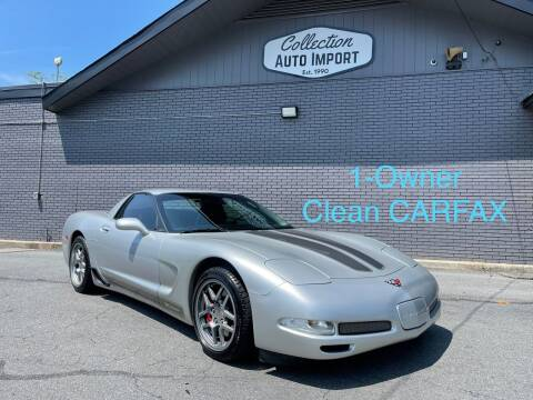 2002 Chevrolet Corvette for sale at Collection Auto Import in Charlotte NC