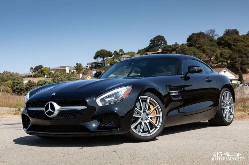 2016 Mercedes-Benz AMG GT for sale at 415 Motorsports in San Rafael CA