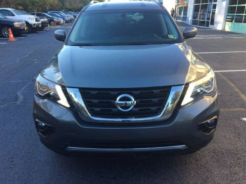 2018 Nissan Pathfinder for sale at Best Auto Group in Chantilly VA