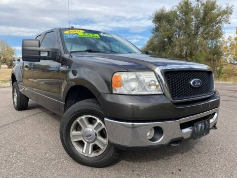 2007 Ford F-150 for sale at UNITED Automotive in Denver CO