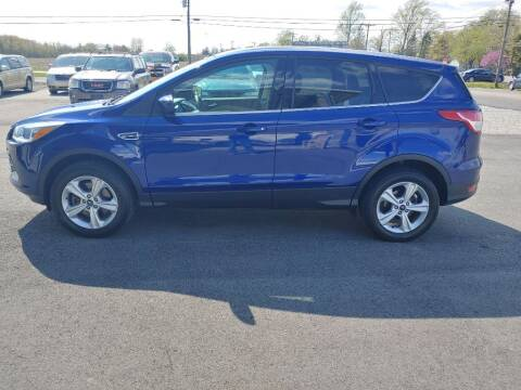 2016 Ford Escape for sale at Wildfire Motors in Richmond IN