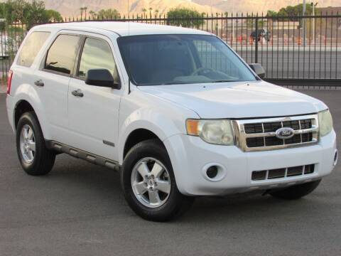 2008 Ford Escape for sale at Best Auto Buy in Las Vegas NV
