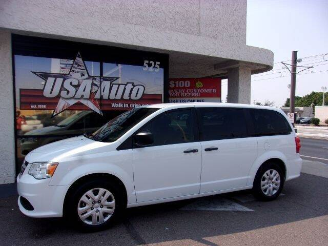 2019 Dodge Grand Caravan for sale at USA Auto Inc in Mesa AZ