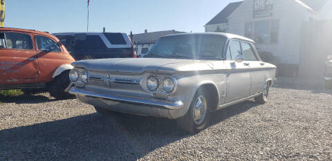 1962 Chevrolet Corvair for sale at EHE Auto Sales in Marine City MI