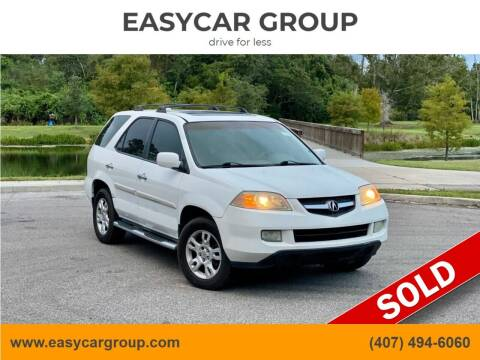 2005 Acura MDX for sale at EASYCAR GROUP in Orlando FL