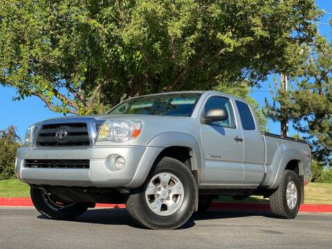 2006 Toyota Tacoma for sale at ALIC MOTORS in Boise ID