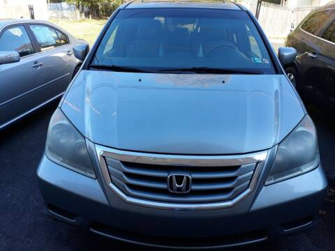 2008 Honda Odyssey for sale at GALANTE AUTO SALES LLC in Aston PA