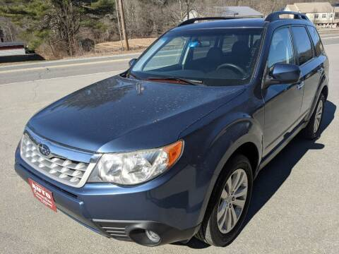 2011 Subaru Forester for sale at AUTO CONNECTION LLC in Springfield VT