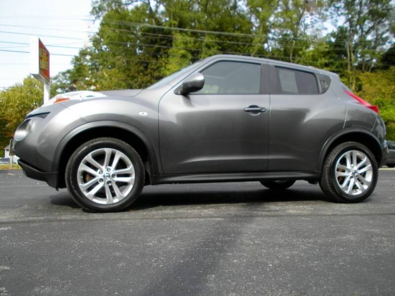 2012 Nissan JUKE SL 4dr Crossover CVT - Perry OH