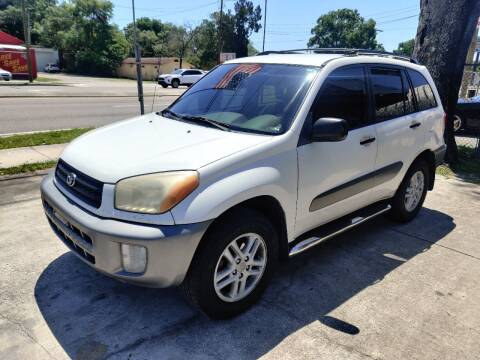 2002 Toyota RAV4 for sale at Advance Import in Tampa FL