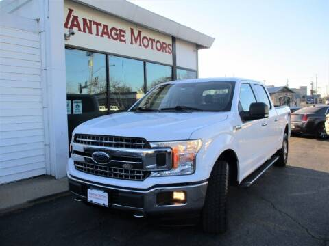 2018 Ford F-150 for sale at Vantage Motors LLC in Raytown MO
